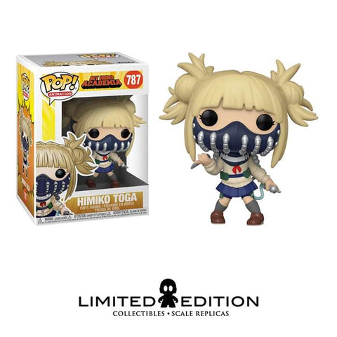 HIMIKO TOGA POP ANIMATION