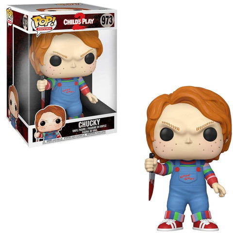 Chucky  10 SUPER SIZED POP MOVIES - Limited Edition Toys Mérida