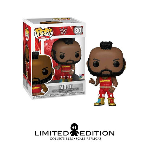 MR T WWE POP SPORTS