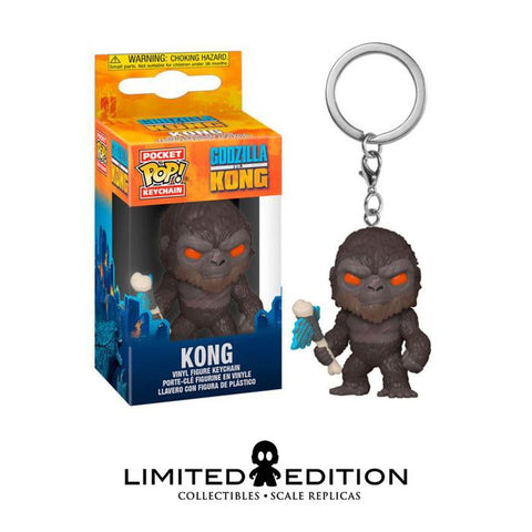 KONG POCKET POP KEYCHAIN