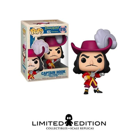 CAPTAIN HOOK POP DISNEY