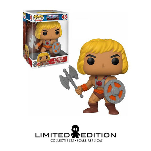 HE MAN 10 inch SUPER SIZED
