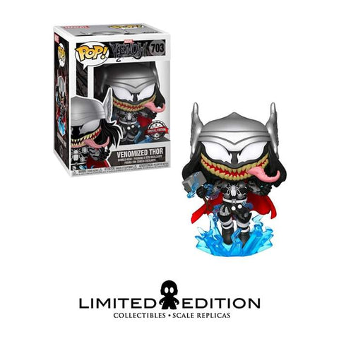 VENOMIZED THOR #703 POP MARVEL
