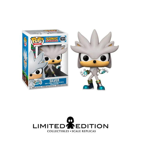 SILVER ( SONIC 30TH ) POP GAMES