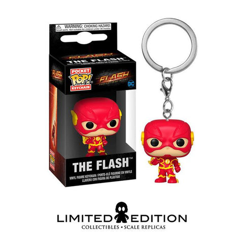 THE FLASH (TV) POCKET POP KEYCHAIN