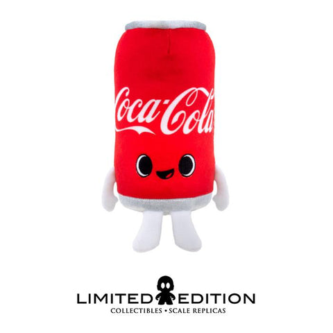 COCA COLA CAN POP PLUSHIES
