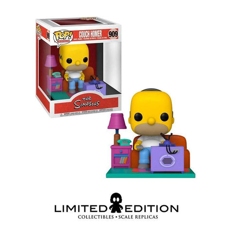 COUCH HOMER SUPER SIZED POP