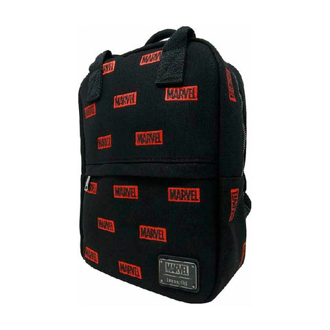 Marvel Logo AOP Canvas Mini Backpack