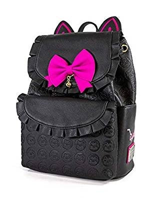 OVERWATCH BLACK CAT DVA BACKPACK-JH