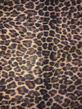Leopard Mesh Tights