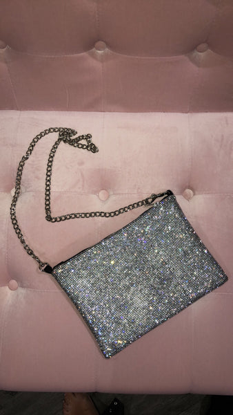 Personalized Sasha Crystal Bag