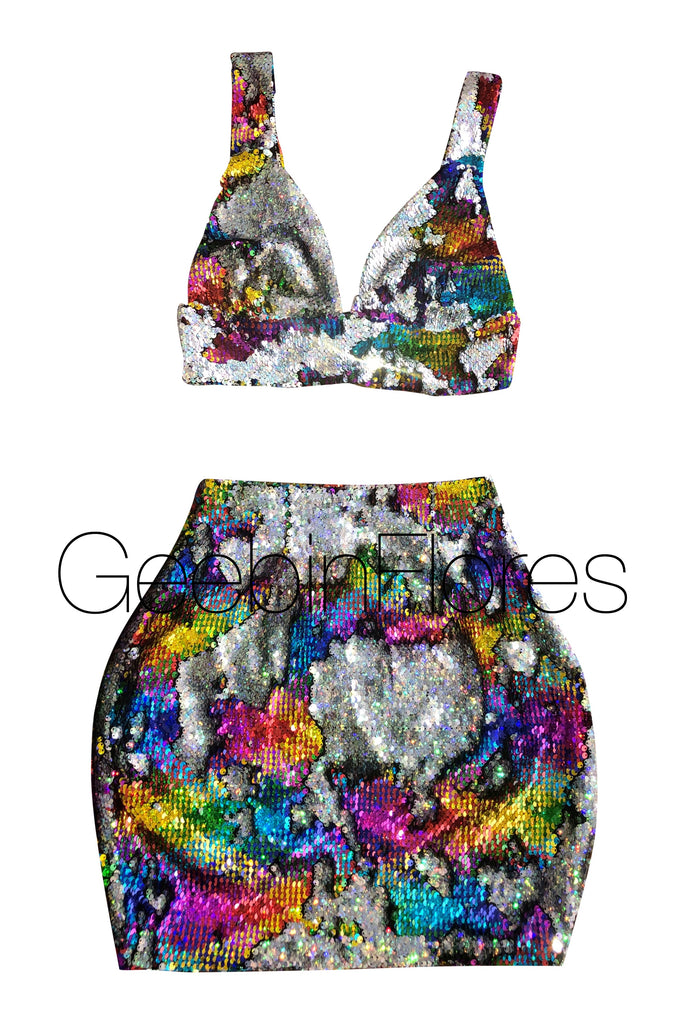 Fiesta Glory Sequin Set