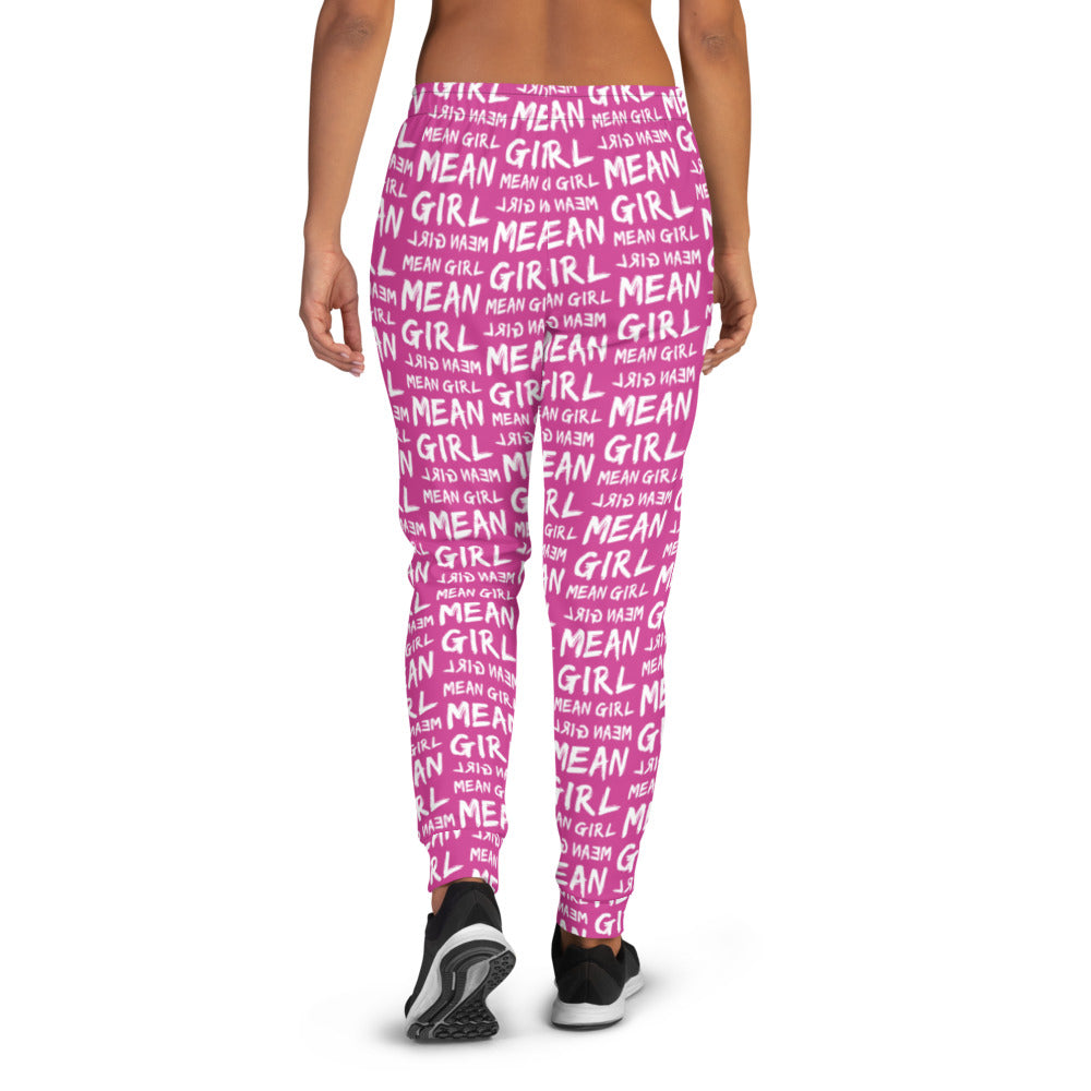 """Mean Girl"" Women's Joggers"
