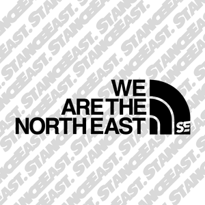 WE ARE THE NORTH EAST