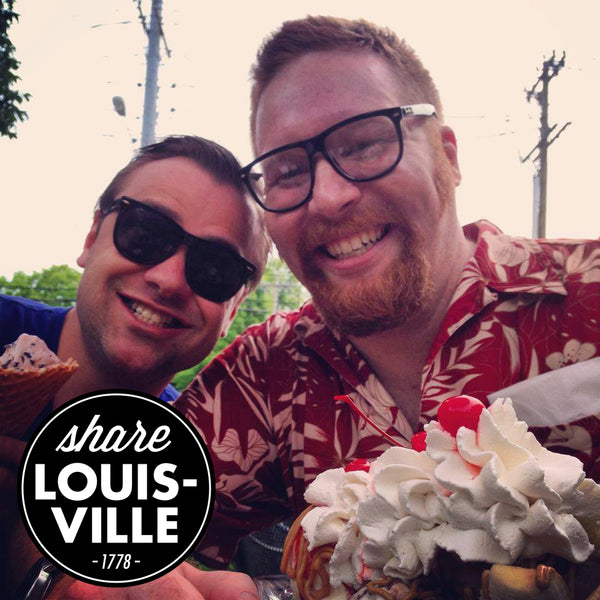 Share Louisville Podcast with Rocko and Igor