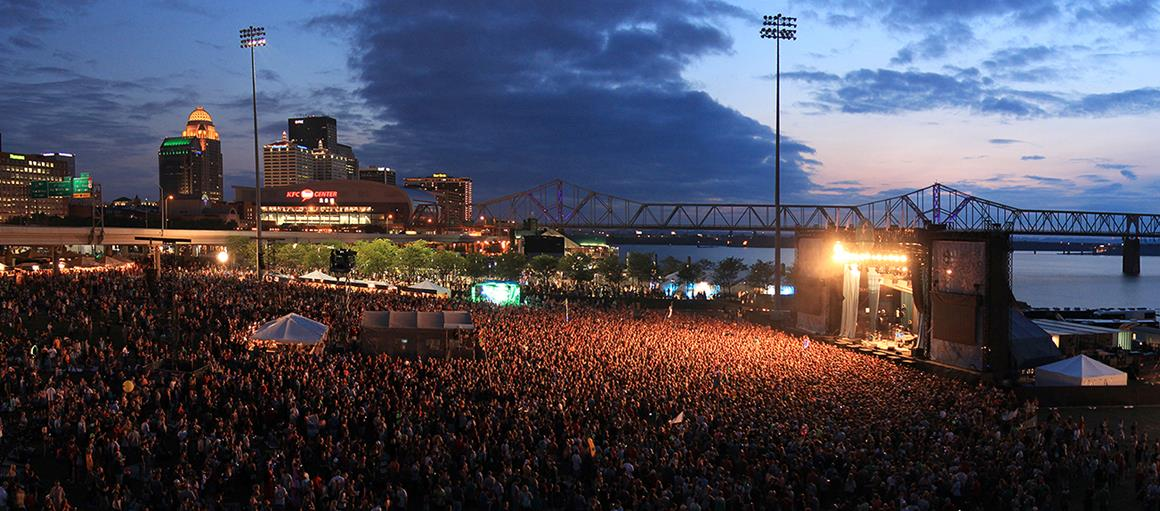 2015 Forecastle Festival Lineup Announced - My Morning Jacket Returns with Sam Smith, Widespread Panic and Modest Mouse
