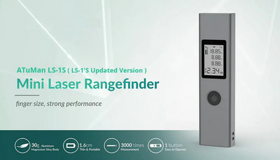 Laser Measuring Tool - Award Winning Laser Distance Measurer