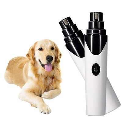 Dog Nail Grinders Professional Electric Dog Cat Nail Clippers