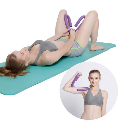 PVC Thigh Exerciser