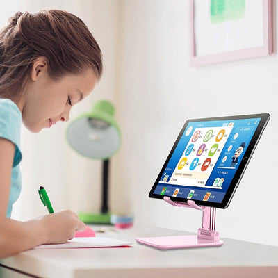 Foldable Desktop Tablet Holder