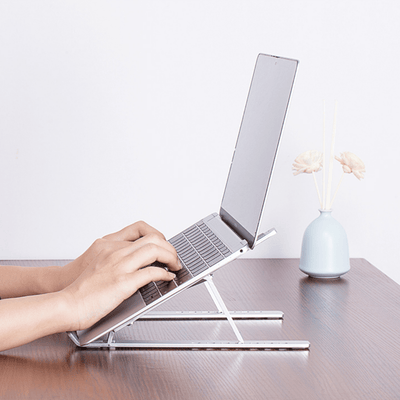 Adjustable Foldable Laptop Stand - Commerceleader