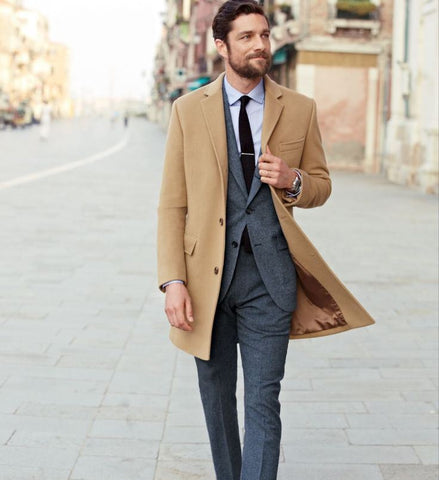 Cuffwear Shows A Quick Review Of Stylish Mens Outerwear