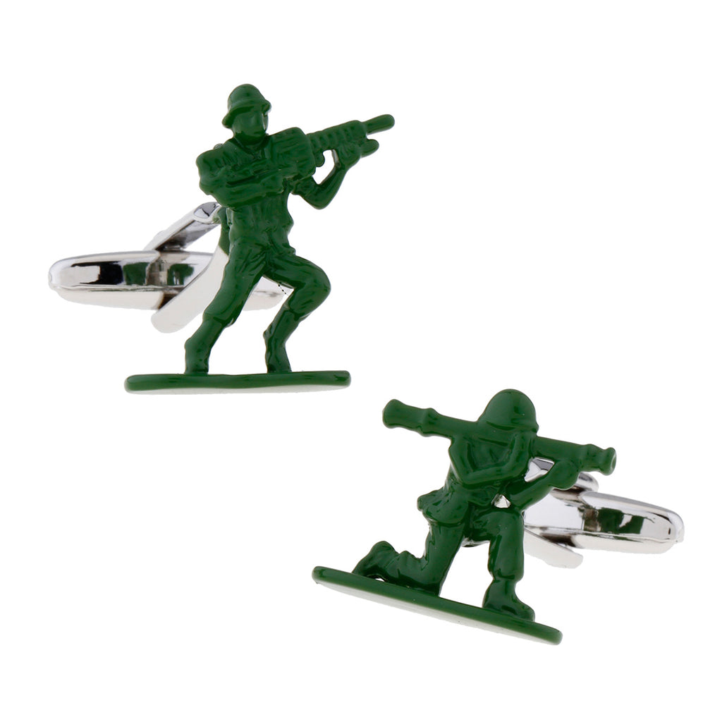 Toy Soldiers Cufflinks