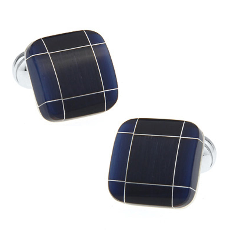 Blue Box Cufflinks
