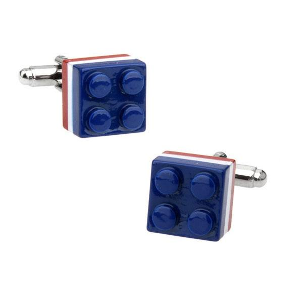 Building Block Cufflinks