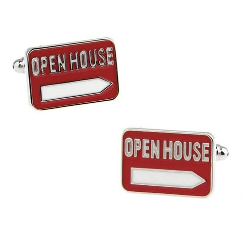 Open House Cufflinks