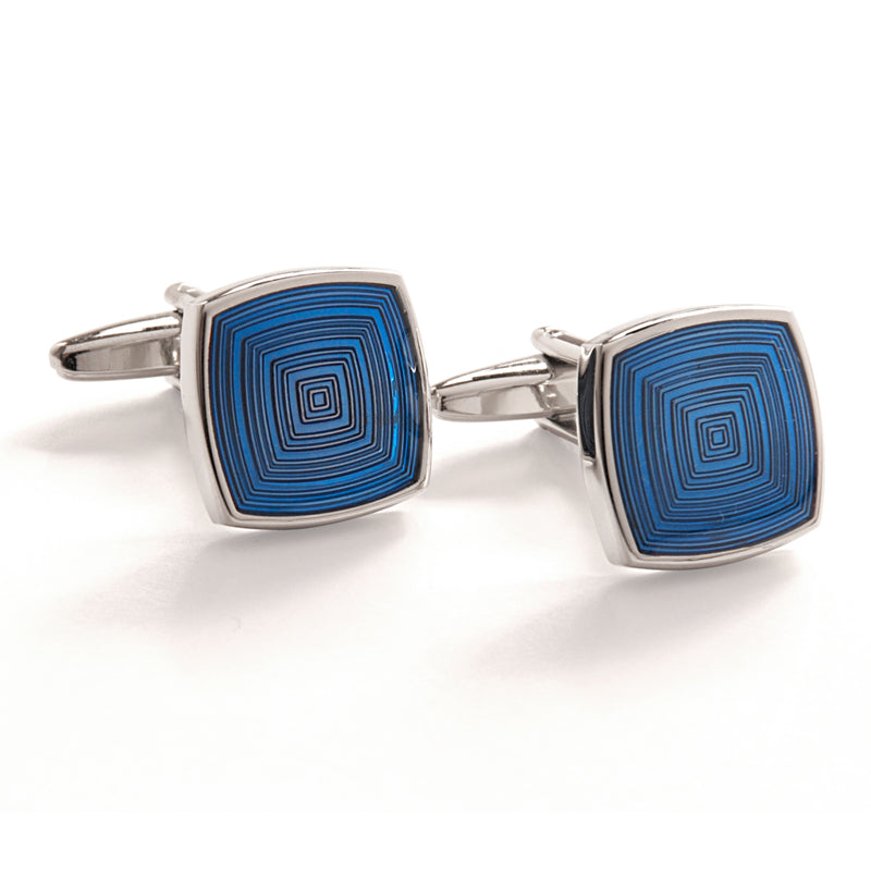 Shrinking Squares Cufflinks