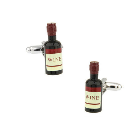 Pour Me Some Wine Cufflinks