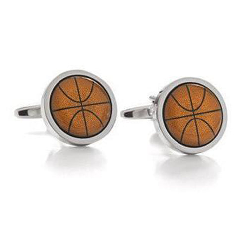Cufflinks - Double Dribble Cufflinks
