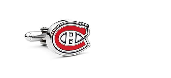 Cufflinks - Montreal Canadiens Cufflinks