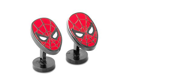 Cufflinks - Spider-Man Cufflinks
