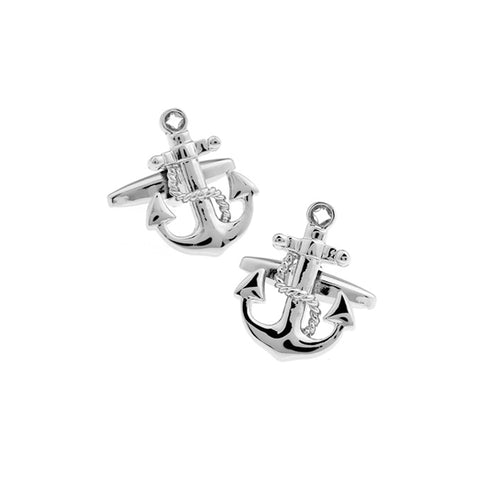 Anchored Cufflinks