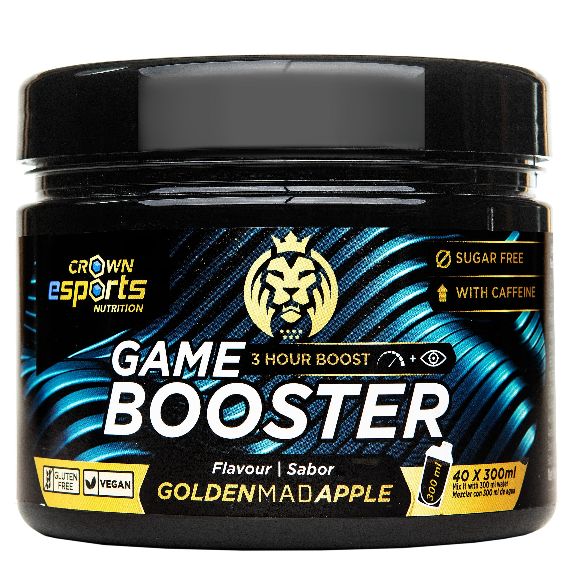 Game Booster Mad Apple + Shaker Mad Lions