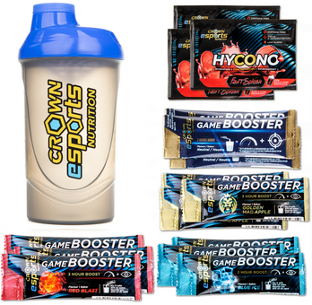 PACK Shaker + 3x Competitive Mix
