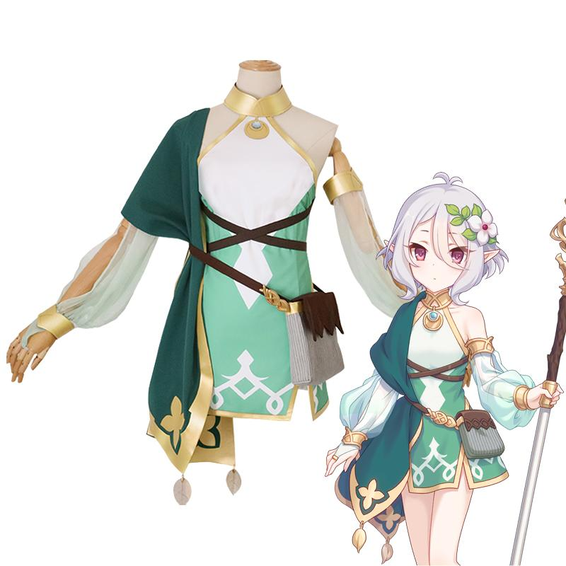Princess Connect! Re:Dive Kokoro Natsume Cosplay Costumes