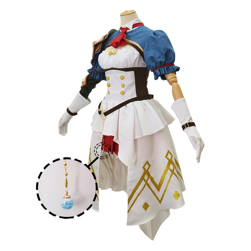Princess Connect! Re:Dive Eustiana von Astraea Cosplay Costumes