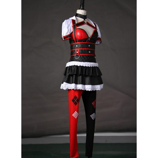 Suicide Squad Harley Quinn costume cosplay outfit