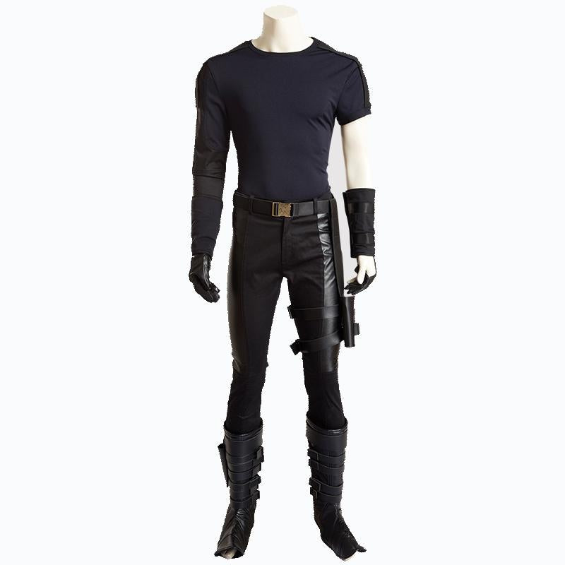 Captain America 3 Civil War Hawkeye cosplay costume