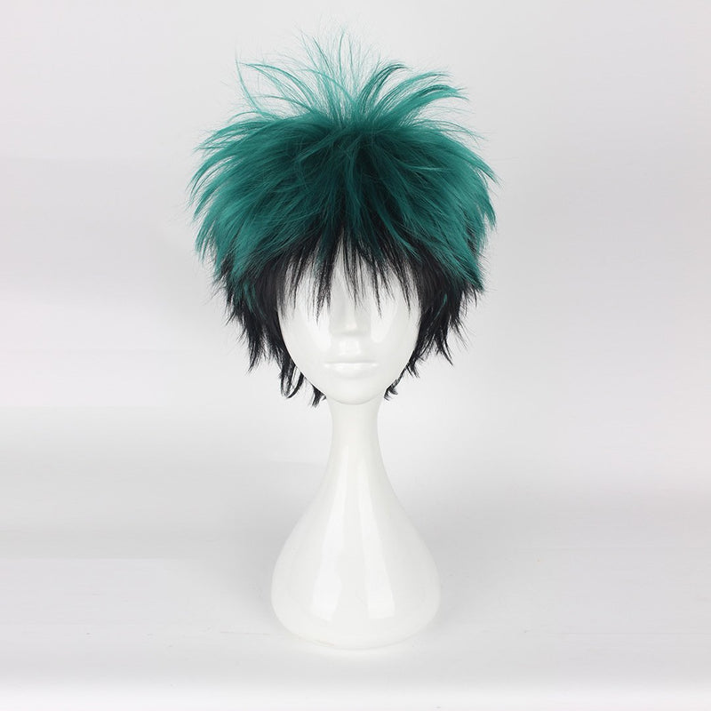 My Hero Academia Midoriya Izuku wig cosplay accessory