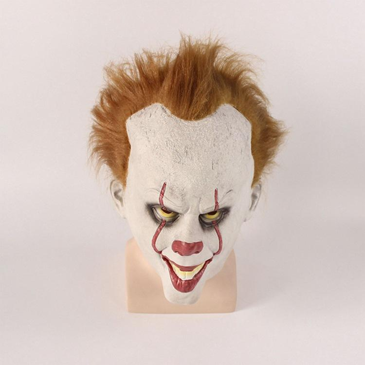 Stephen King's It helmet/ mask cosplay prop