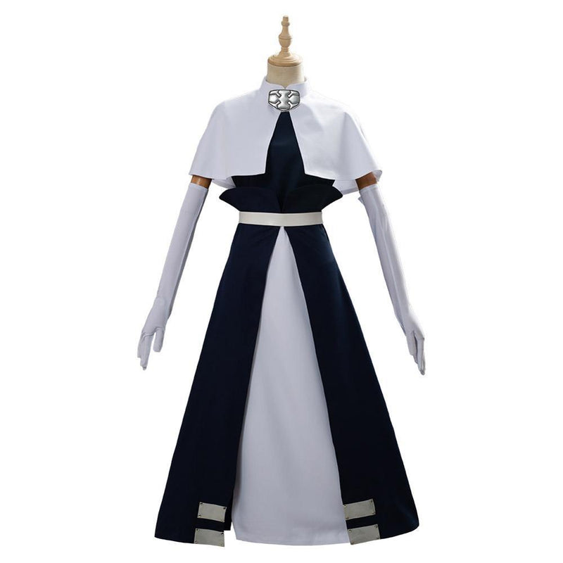 Anime Fire Force Iris Sister Suit Cosplay Costume
