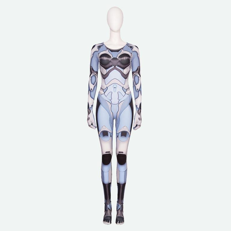 Alita: Battle Angel Cosplay Costumes Jumpsuit