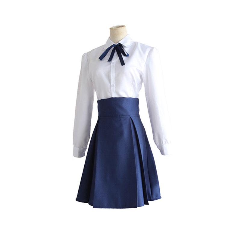 FGO Fate Stay Night Saber Sailor Uniforms Dress Halloween Cosplay Costumes