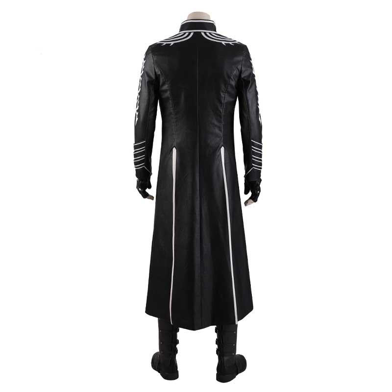 Devil May Cry 5 Vergil Cosplay Costume