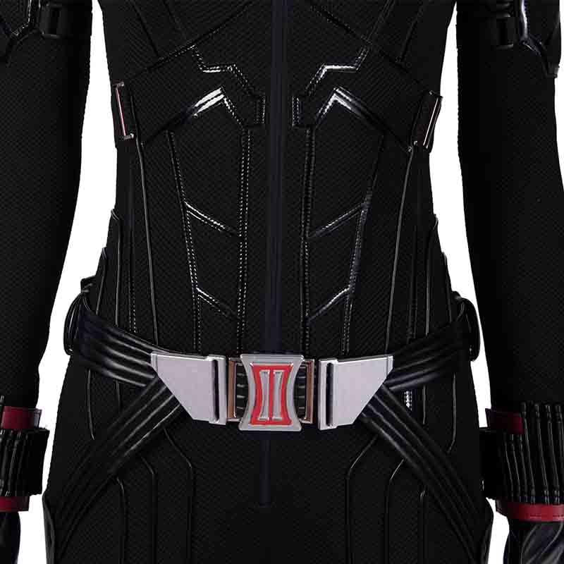Avengers 4 Black Widow cosplay costume