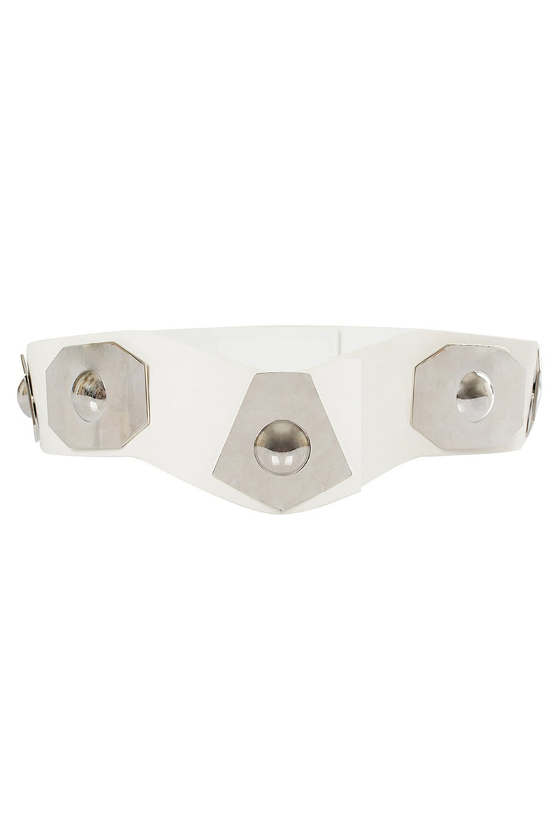 Star Wars Princess Leia HOOk&LOOP Belt Adjustable White